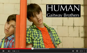 Gaitway Bros Human video