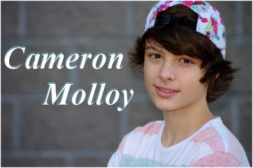 Cameron Molloy Profile 2014