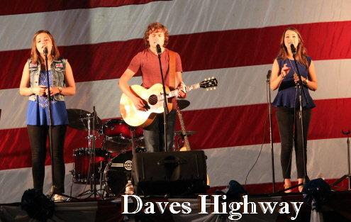 Daves Highway Live 2014