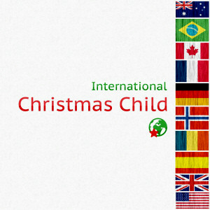 International Christmas Child ad