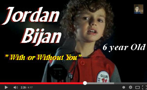 Jordan Bijan withorwithoutu