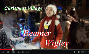 Beamer Wigley Christmas Village