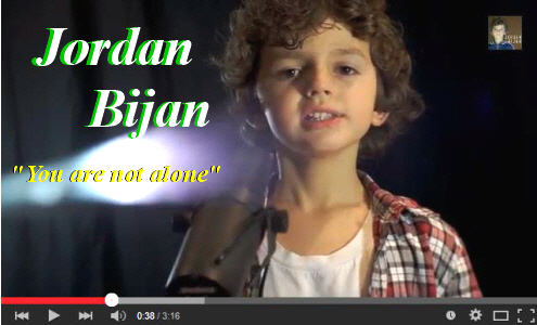 Jordan Bijan Covers MJ