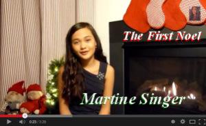 Martine First Noel