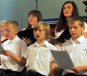 New Scottish Youth Choir