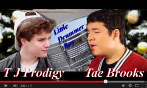 TJ Prodigy Tae Brooks