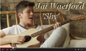Jai Waetford Shy