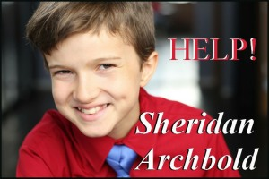 Sheridan Archbold GO FUND ME