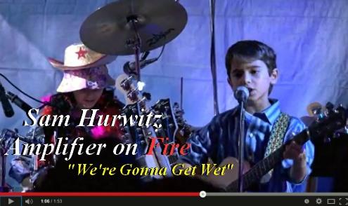 Sam Hurwitz Were Gonna Get Wet Video