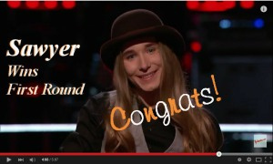 Sawyer Fredericks Wins First BattleRound