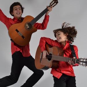 Esteban and Diego – French Flamenco cousins!