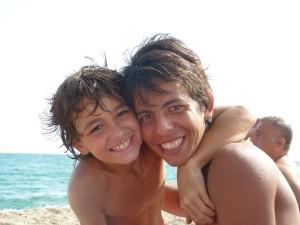 Esteban y Diego - friends