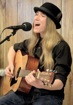 Sawyer Fredericks 2015