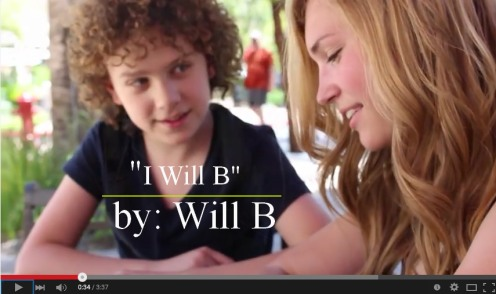 Iwillb musicvideo