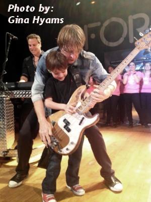 Alex rocken with Deen