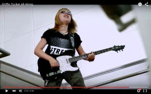 Griffin Tucker - All Along Screenshot