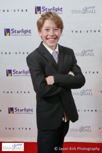 Starlight Children's Foundation Annual Star Ball Charity Fund Raiser. Masquerade Ball