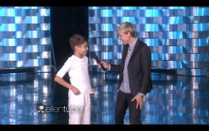Gavin on Ellen