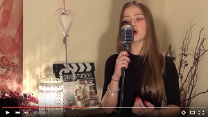 Connie Talbot video