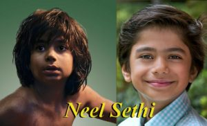 Neel Sethi Jungle Book
