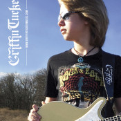 Griffin Tucker – born to rock the world!